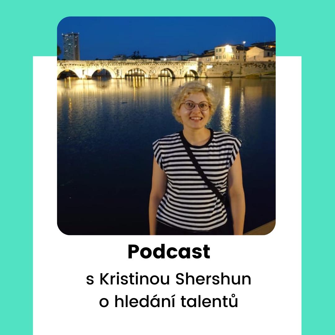 Podcast Kristi Shershun